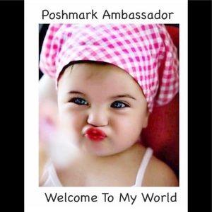 I am a 🎖🌸POSHMARK AMBASSADOR 🌸🏅